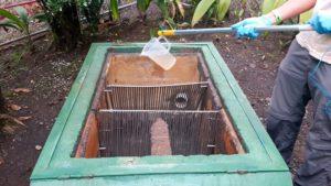 reportes operacionales aguas residuales
