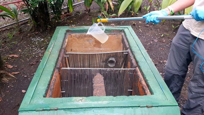 Reportes Operacionales de Aguas Residuales
