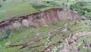 Cuzco Deslizamiento