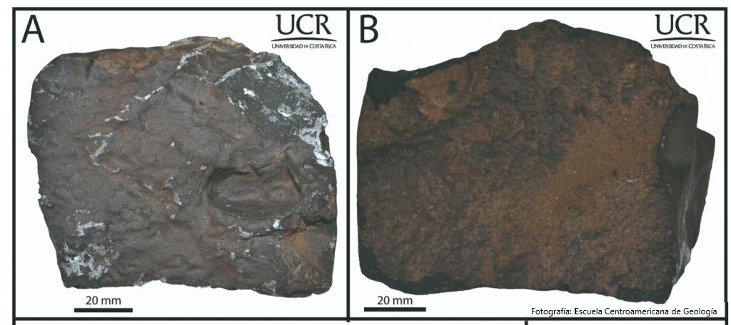 fragmento de roca