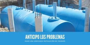 instalación de tanques de almacenamiento de combustible hidrocarburos en estaciones de servicios