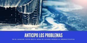 evito agua de lavado en drenaje pluvial futuris consulting