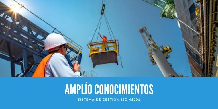 Amplío conocimientos | Sistema de Gestión ISO 45001