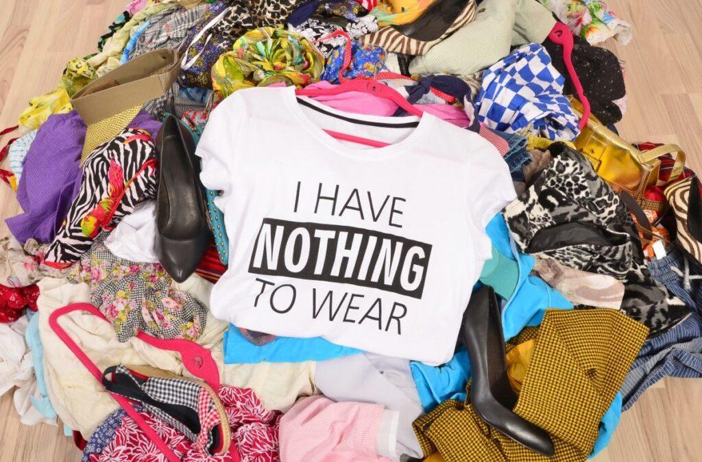 El costo de estar a la moda