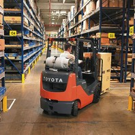 Safety in Retail Warehouses